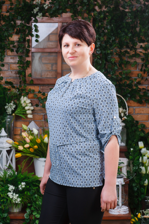 Женская блуза б-6120