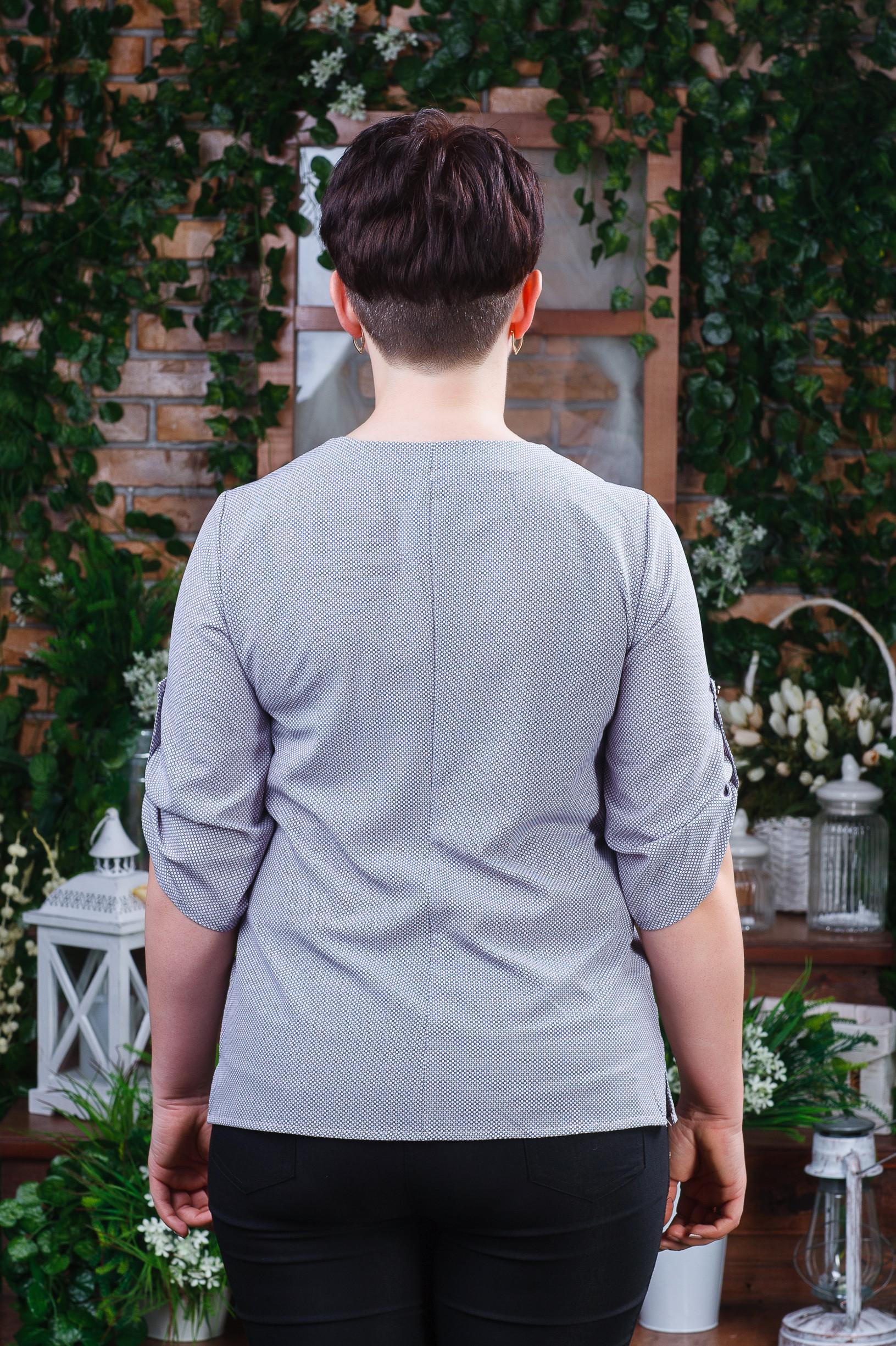 Летняя женская блуза б-6201