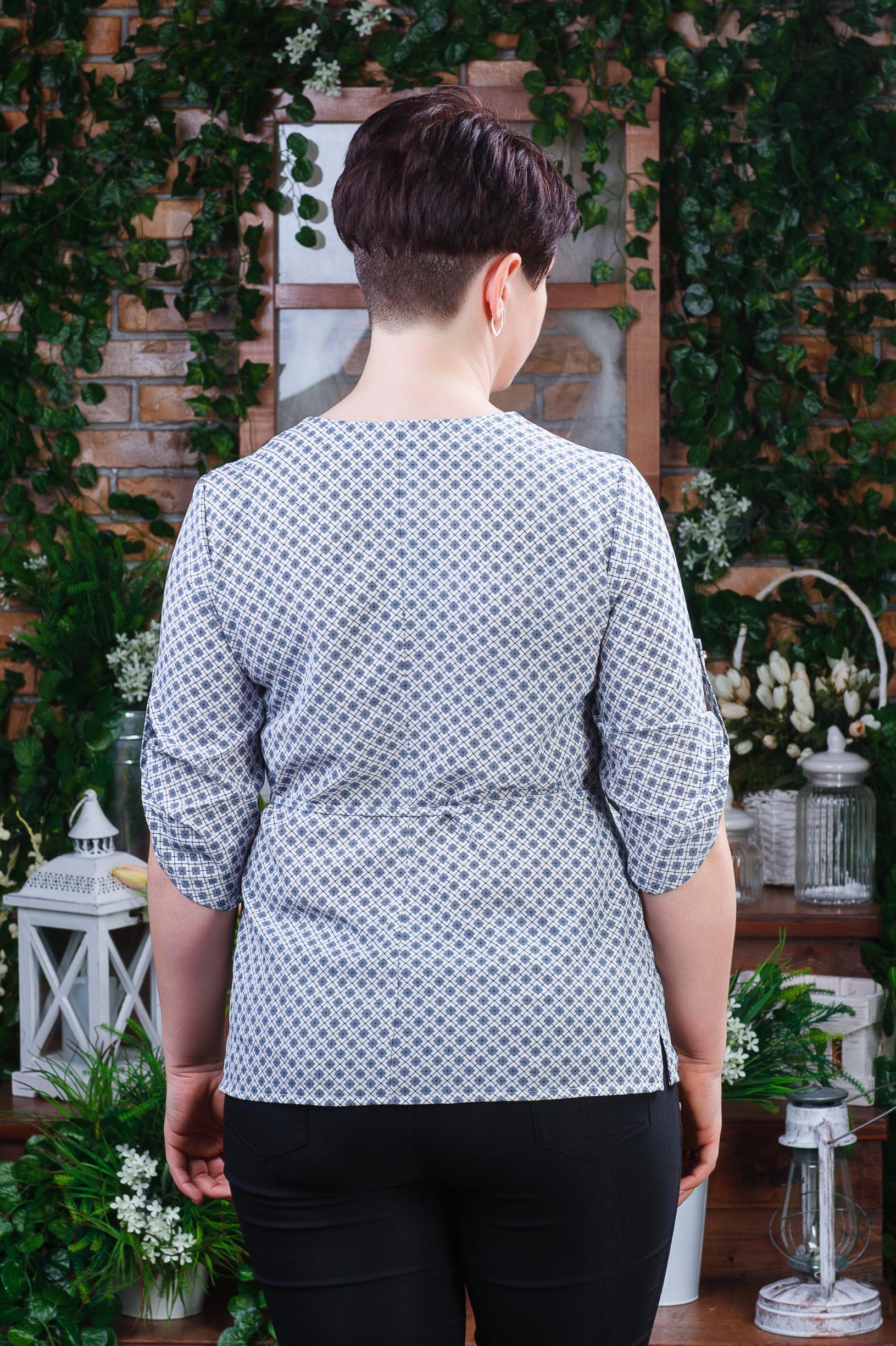Літня жіноча блуза б-6203