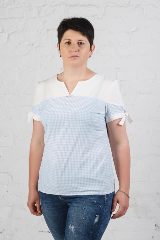Летняя блуза б-613