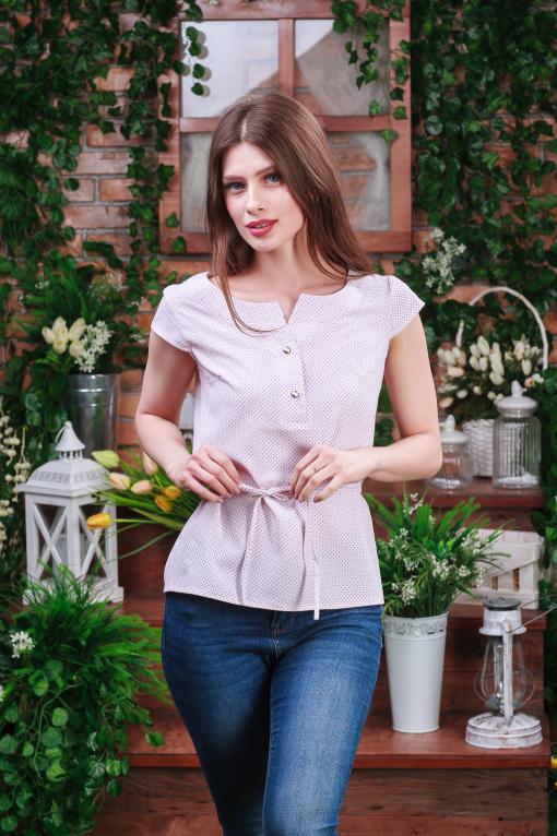 Легка жіноча блуза Б-4430