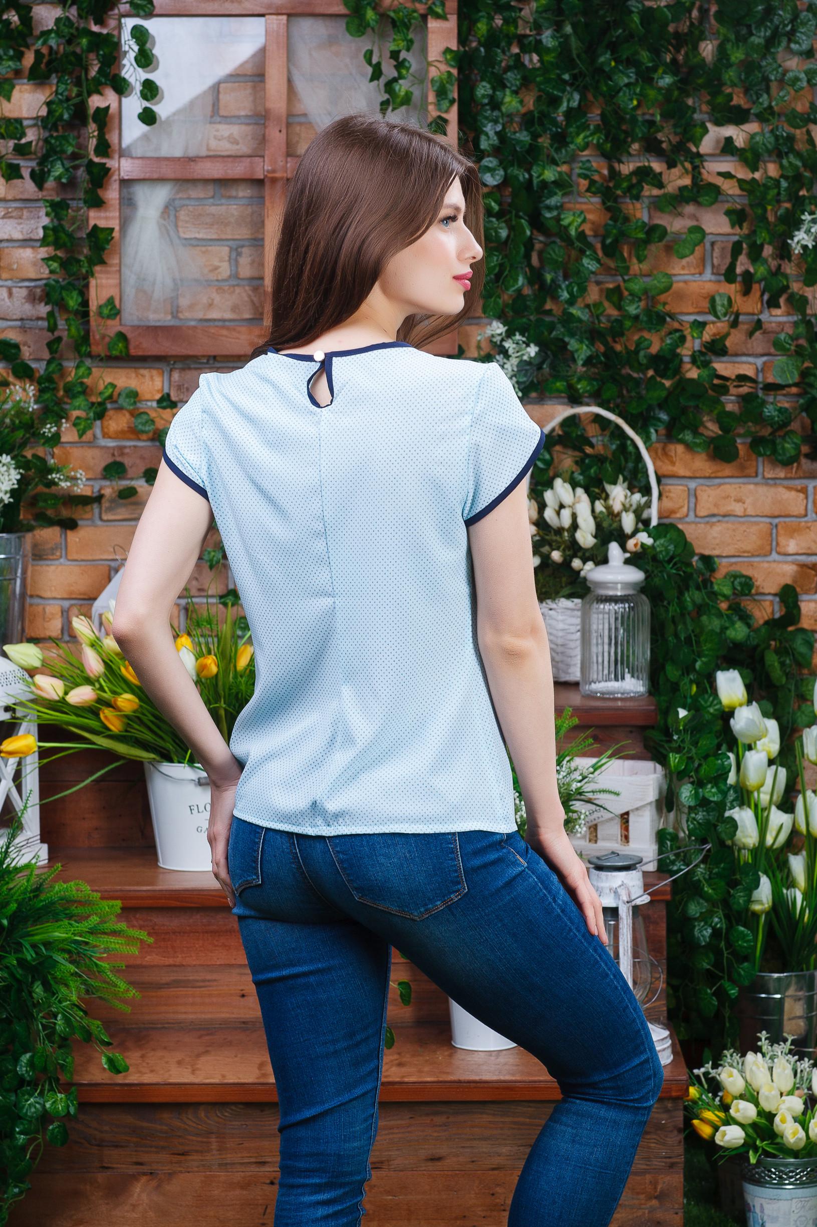 Блуза для девушки летняя б-6030