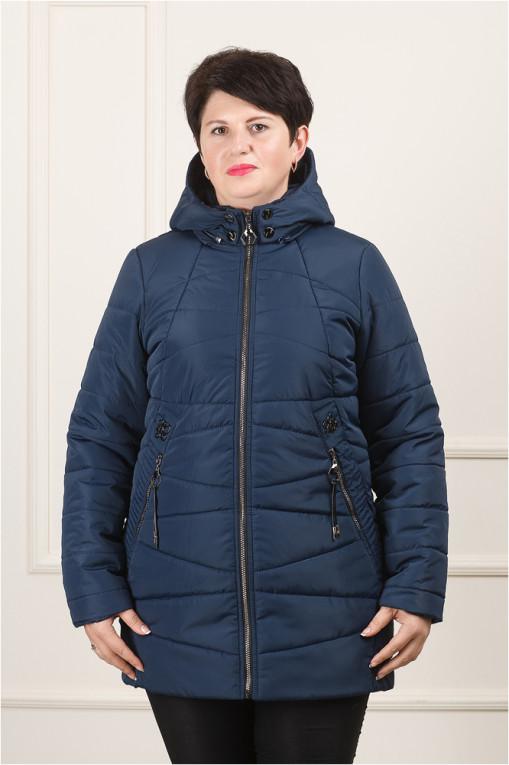 Демисезонные куртки больших размеров