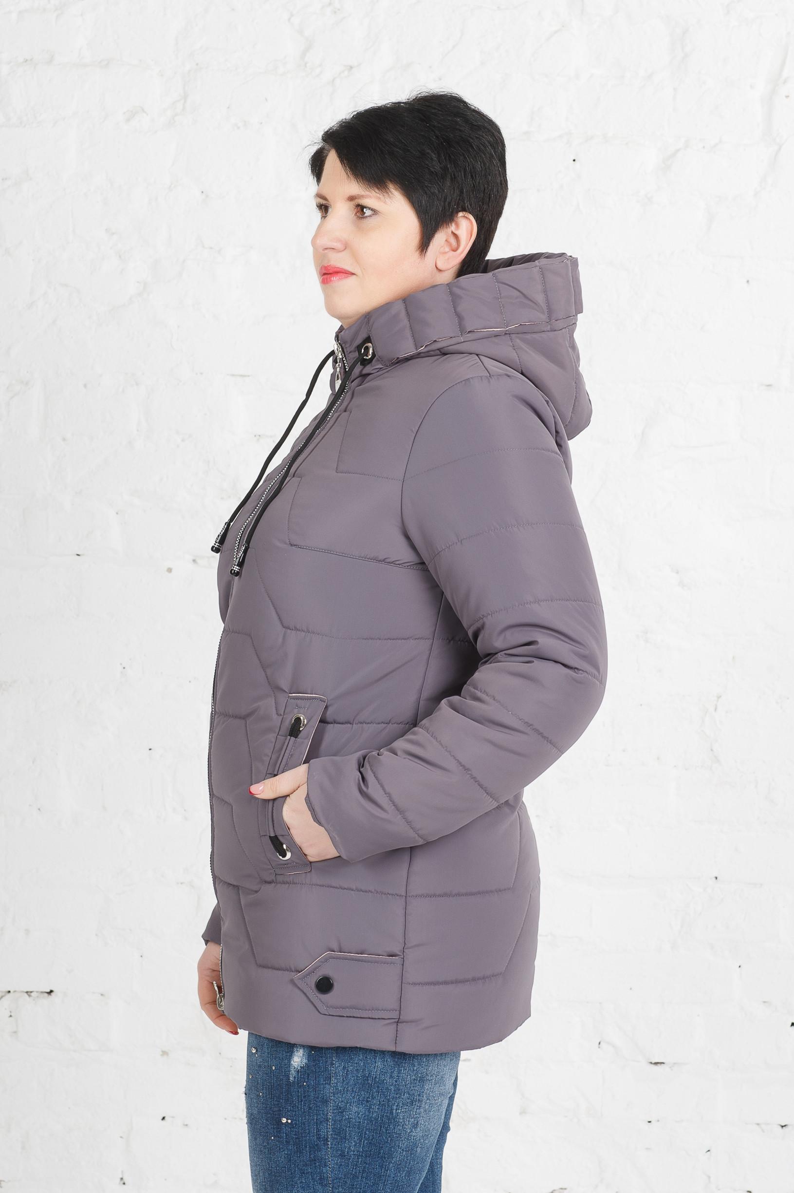 Женская весенняя куртка Кейси капучино