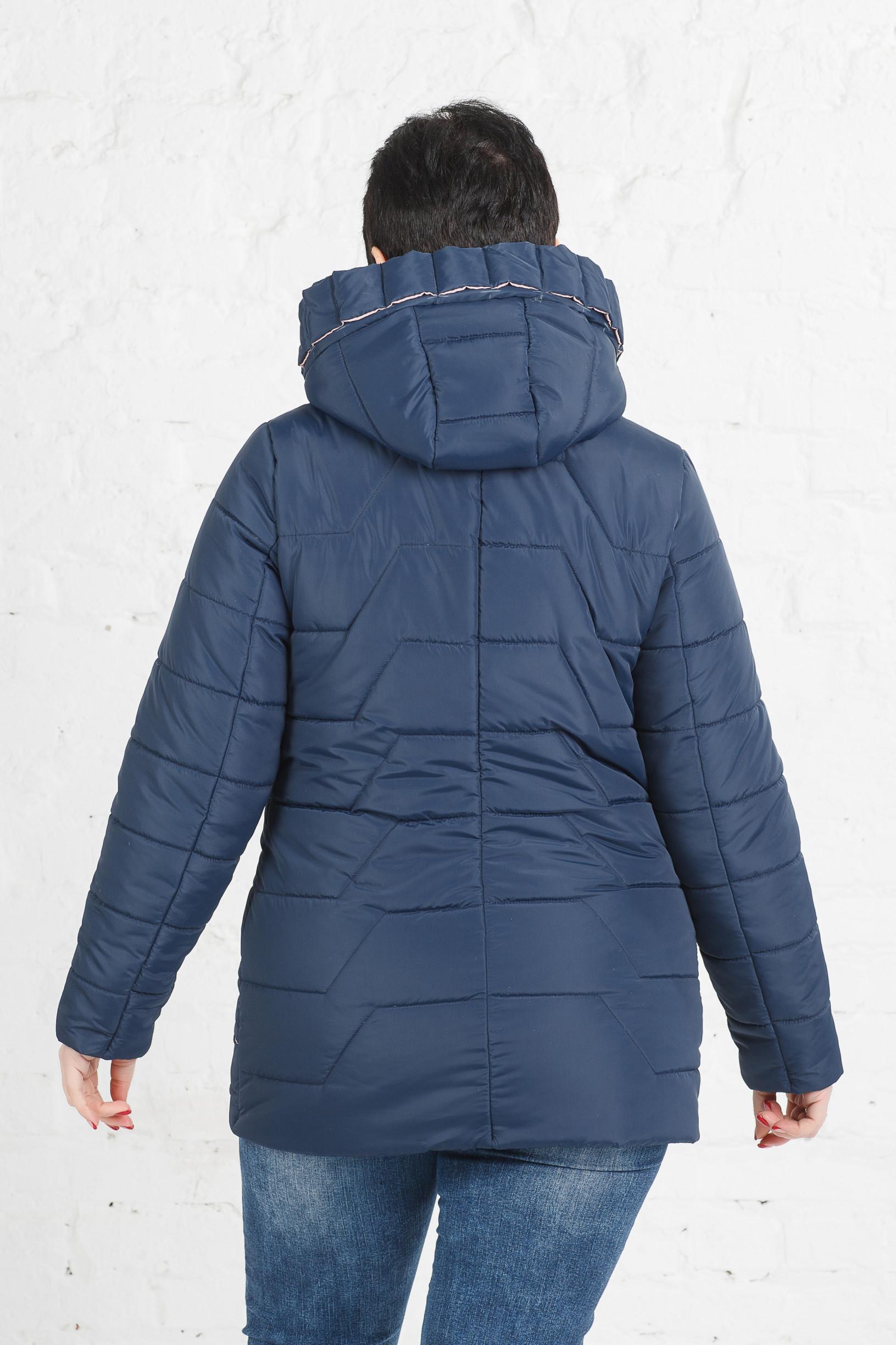 Женская весенняя куртка Кейси синяя