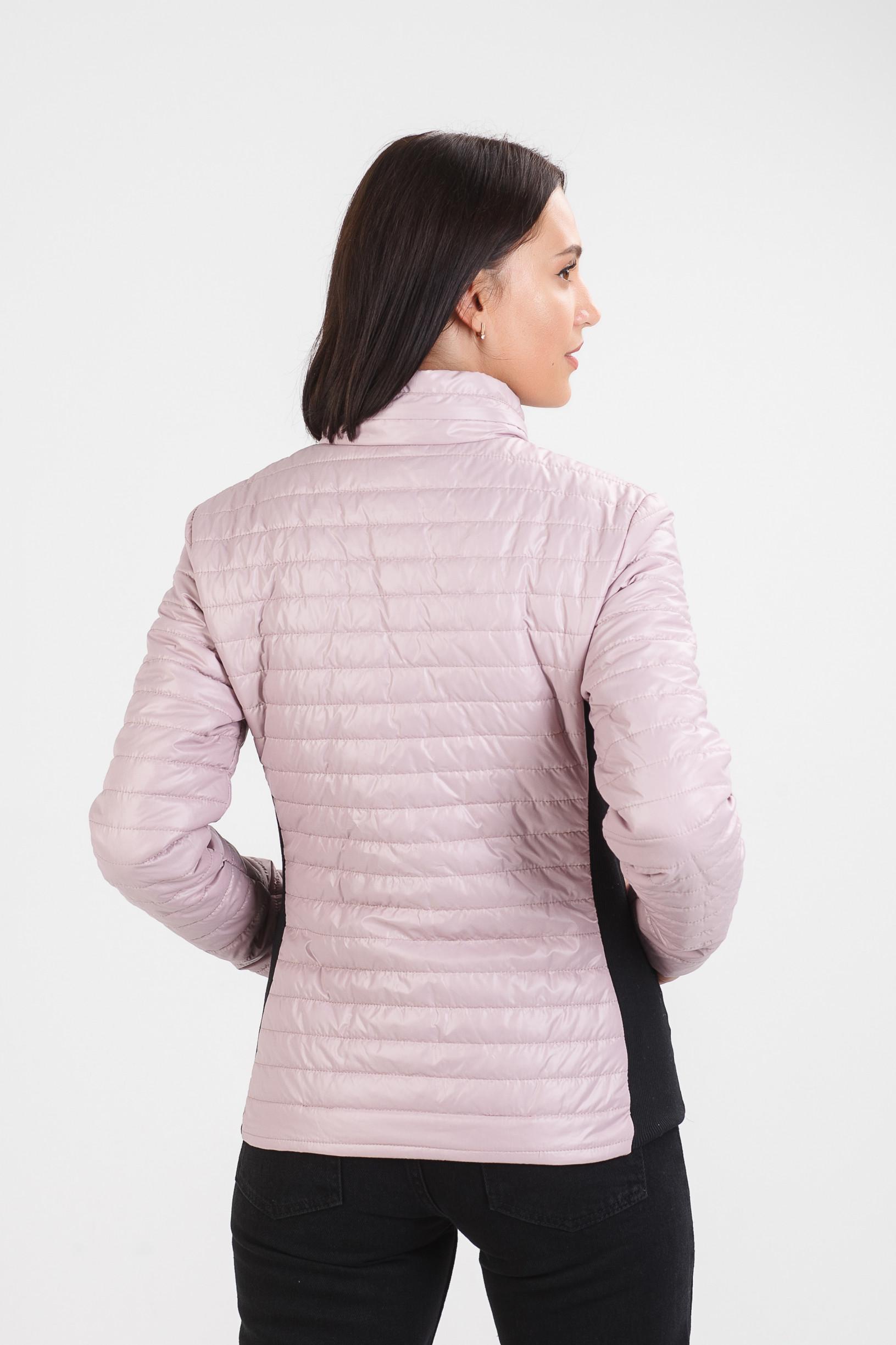 Розовая тоненькая куртка Бетти