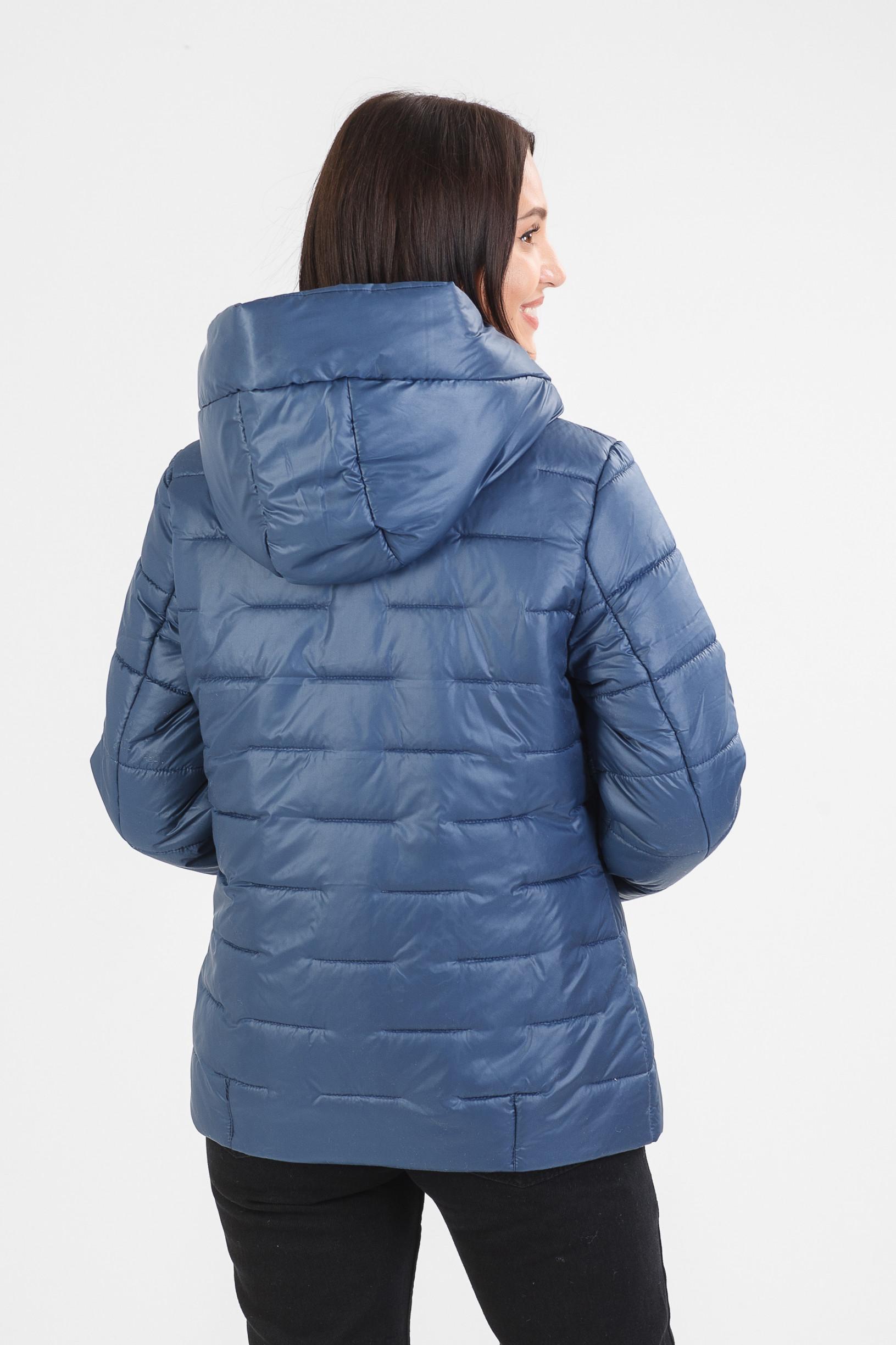 Весняна куртка Барбі синя