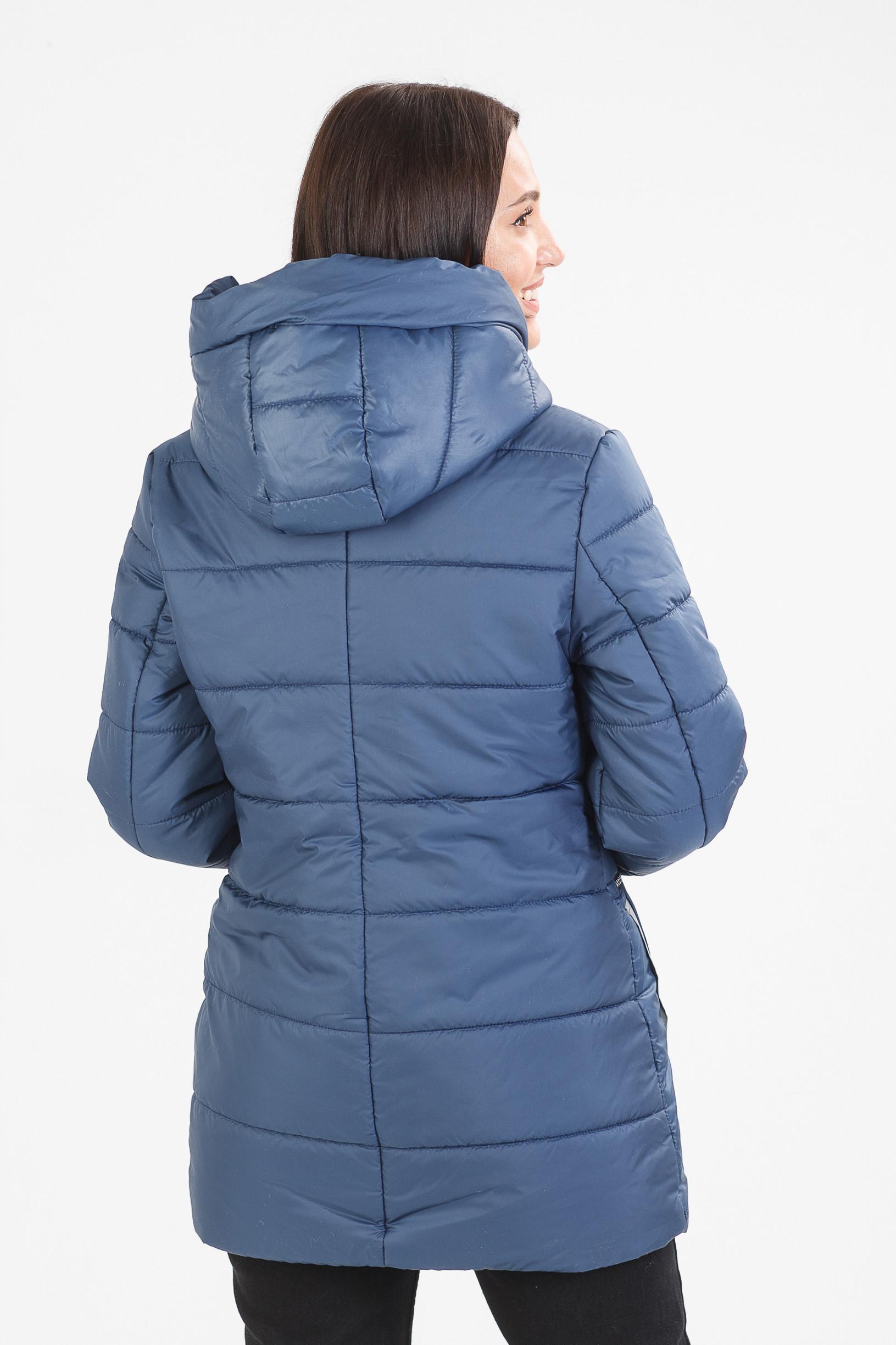 Куртка весенняя Стар синяя