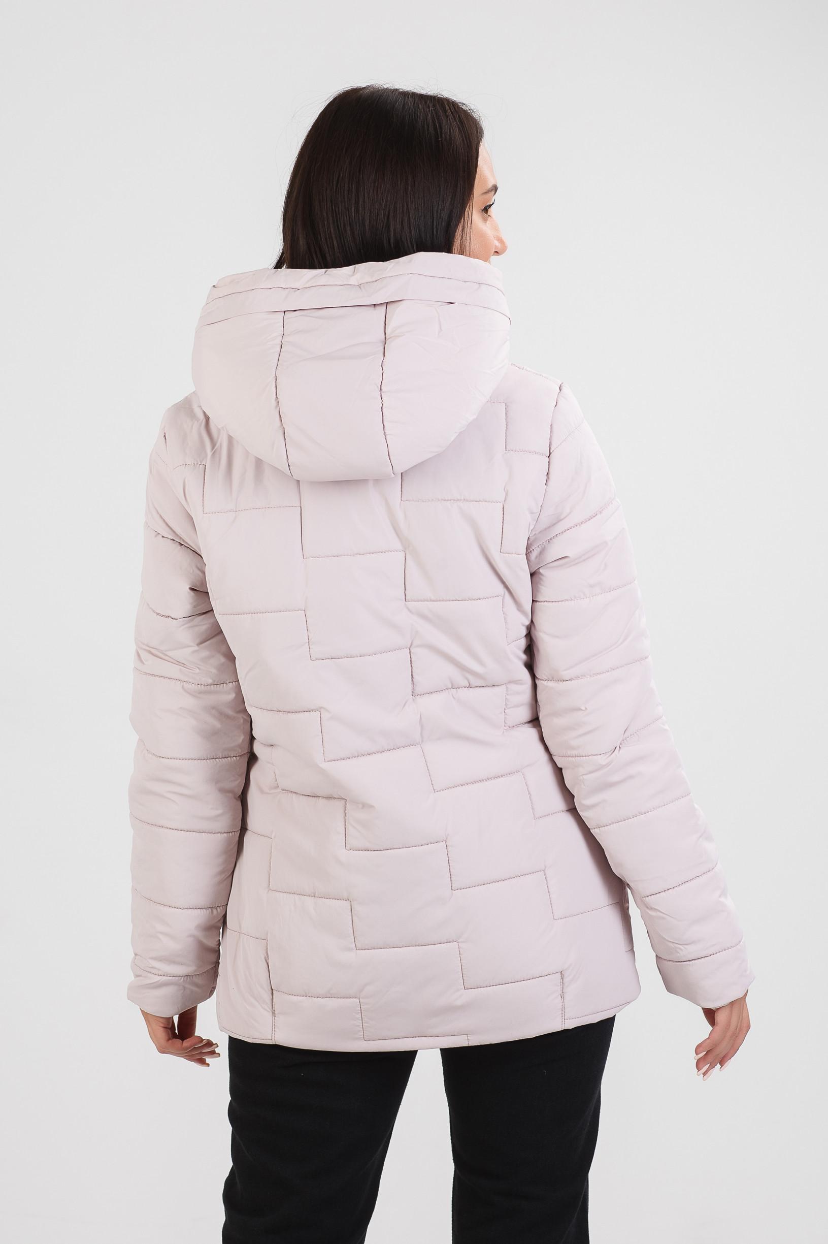 Куртка весенняя Изи пудра