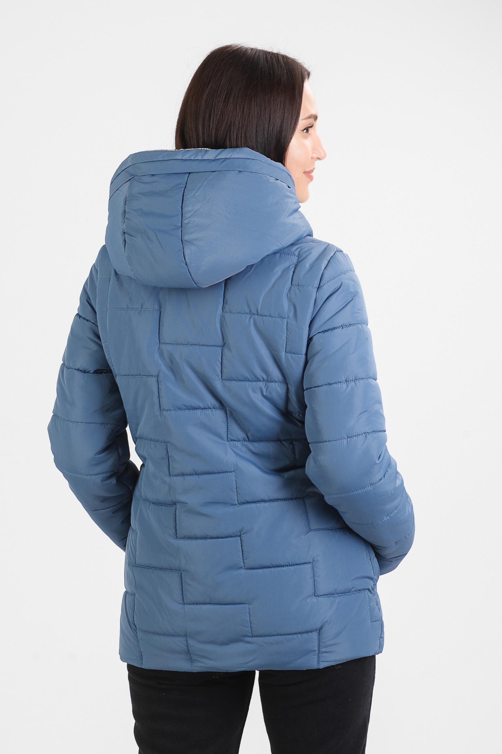 Куртка голубая Изи