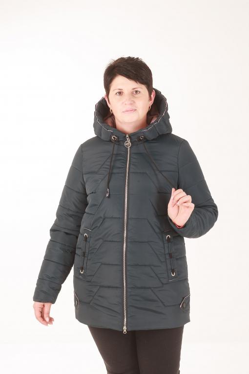 Женская весенняя куртка Кейси бирюза