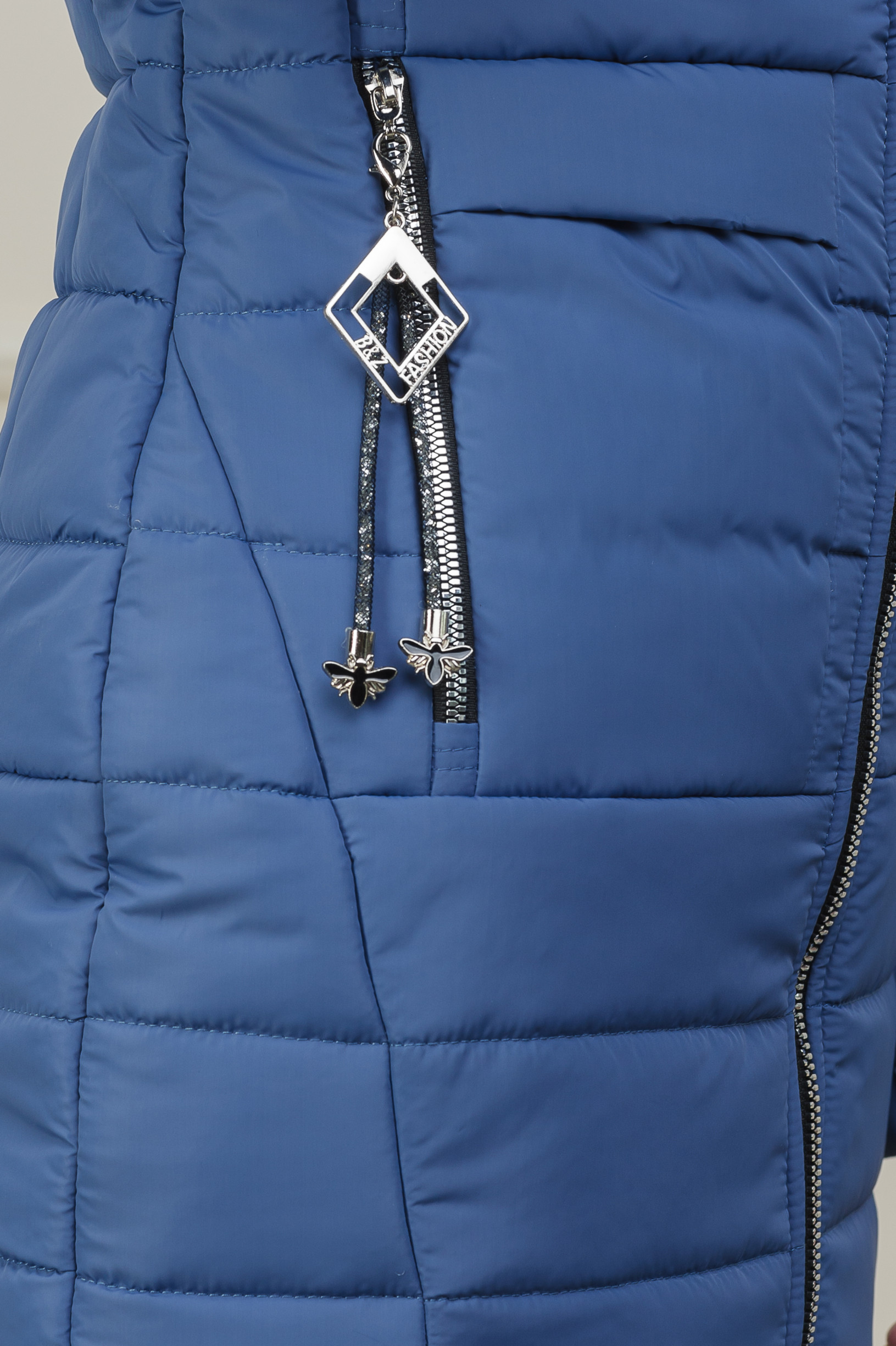 Зимняя куртка Герда джинс