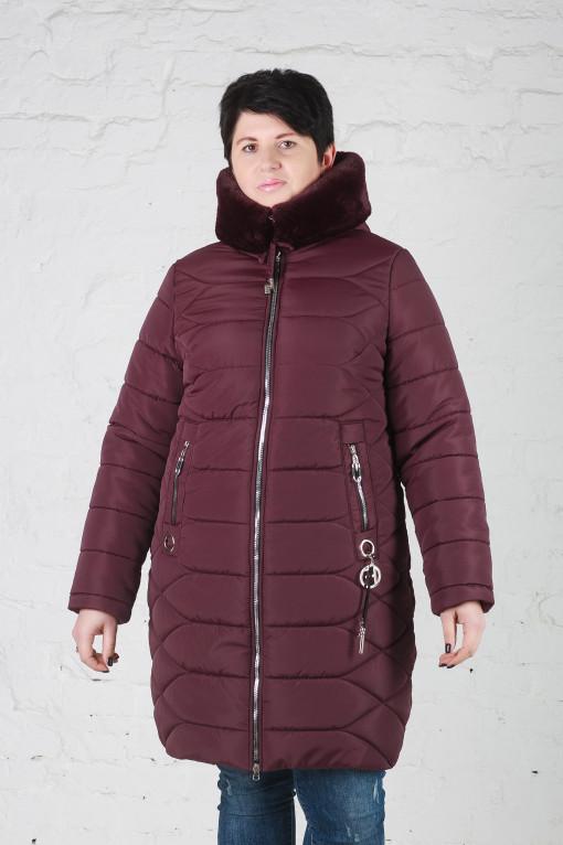 Как выбирать зимнюю женскую куртку больших размеров