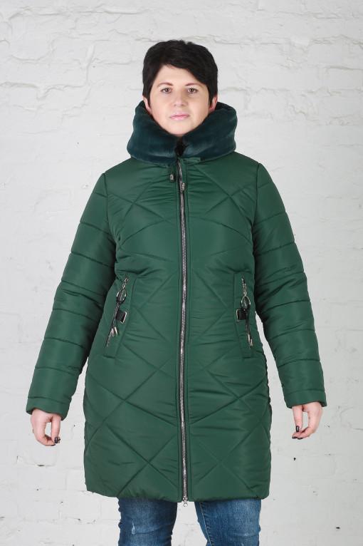 Женские куртки больших размеров оптом
